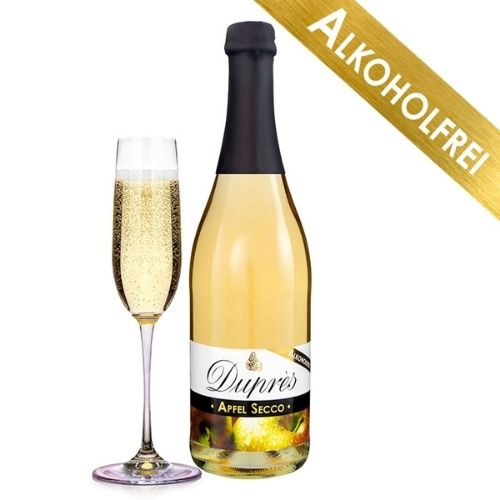 Apfel Secco Alkoholfrei