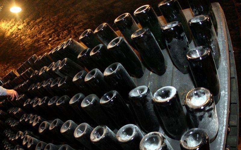 Historischer Sektkeller - Duprès profiliert sich seit Jahren als Qualitätsgarant